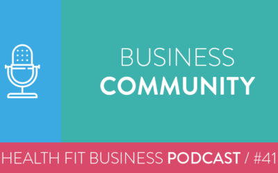 41 - Business Community